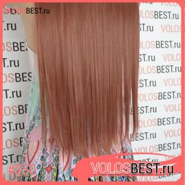 Волосы на леске прямые тон 350