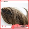 Шиньоны, накладки из искусственных волос