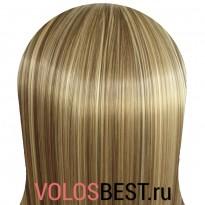 Волосы на заколках набор прямые мелированные тон р8/613